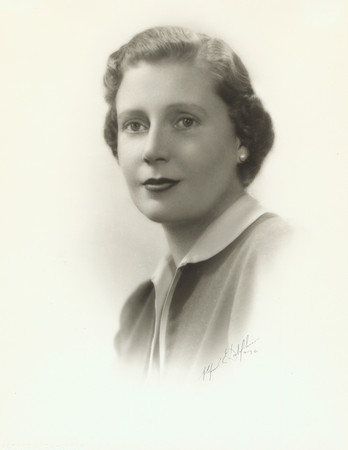 Mrs. D. Nelson Adams - New York Junior League