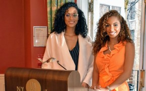 Kára McCullough of Science Exploration for Kids and Angelina Darrisaw Founder of C-Suite Coach