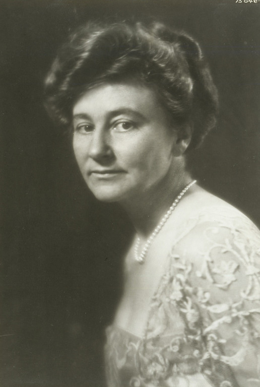 Mrs. F. Louis Slade - New York Junior League