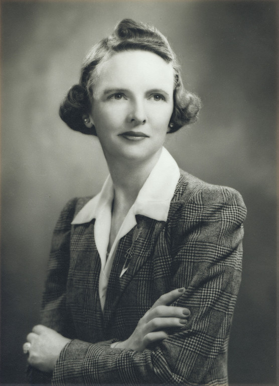 Mrs. Fergus Reid, Jr. - New York Junior League