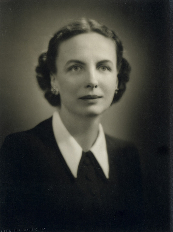 Mrs. Samuel L. Rosenberry - New York Junior League