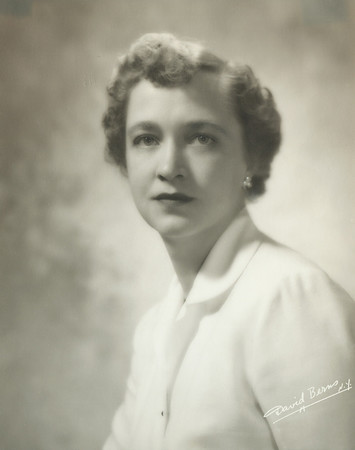 Mrs. Samuel Wilson Moore - New York Junior League