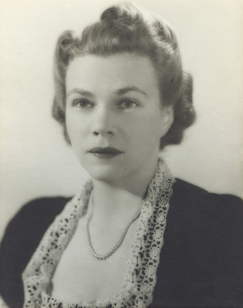 Mrs. William S. Kilborne - New York Junior League