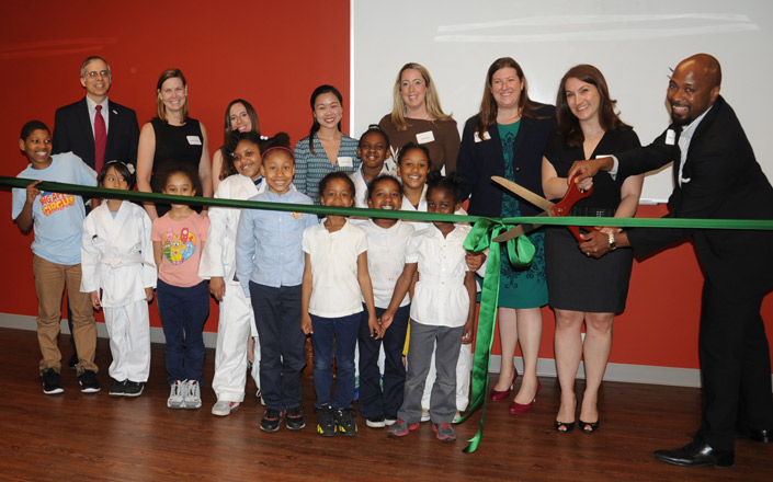 CIP Committee's Project Unveiling - New York Junior League