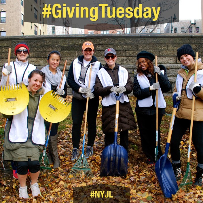 #GivingTuesday - New York Junior League