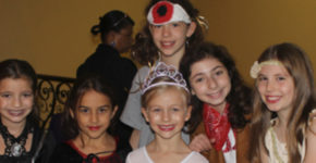 Kids Halloween Party NYC