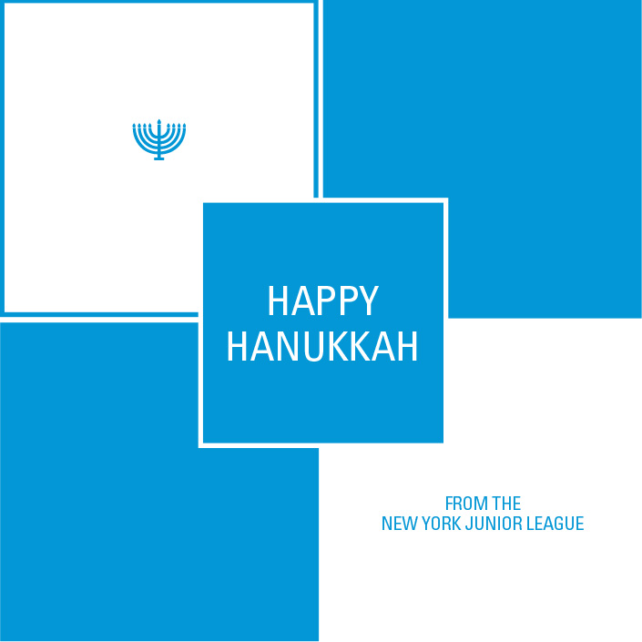 Happy Hanukkah from the NYJL - New York Junior League