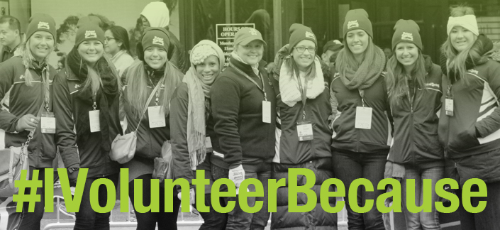 #IVolunteerBecause - New York Junior League