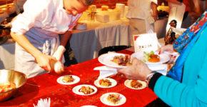 Savor the Spring - culinary event benefitting NYC community work - New York Junior League