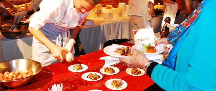Savor the Spring - culinary event benefitting NYC community work - New York Junior League