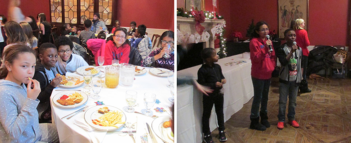Stanley Isaacs Holiday Party - New York Junior League